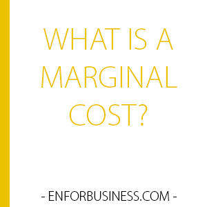 what-is-a-marginal-cost