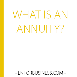 what-is-an-annuity